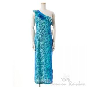 GTハワイアン ロングドレス