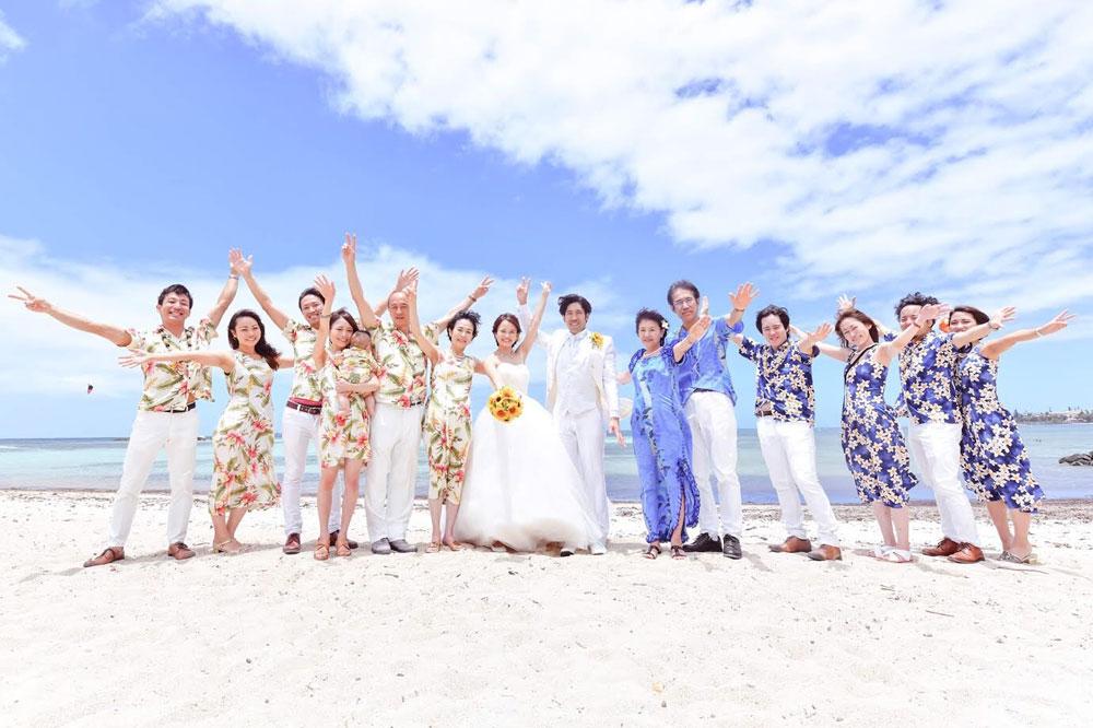 ニュージーランドでの結婚式に「日本でレンタル」