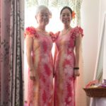 グアム挙式にお揃いドレス