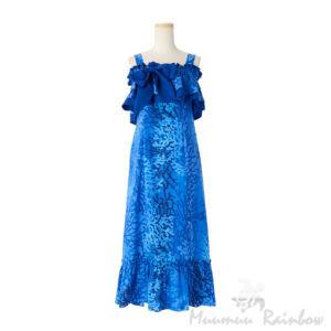 ハワイアン3WAYドレス
