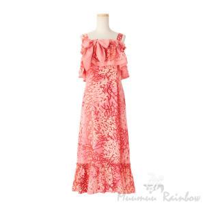 ハワイアン・4WAYドレス