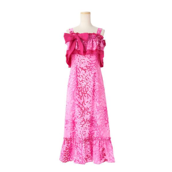 ハワイアン4WAYドレス