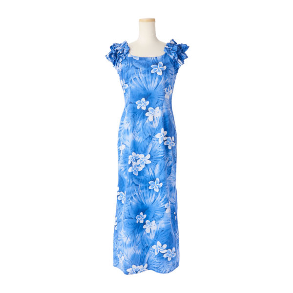 ハワイアン ドレス